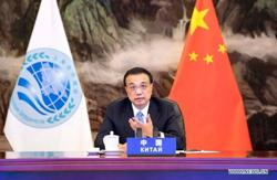 China's Li urges Shanghai Cooperation Organisation countries to boost growth