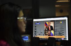 US hits Chinese company over Venezuela Internet curbs