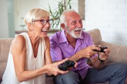 Seniors turn to gaming to stay in touch with grandkids