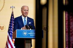 Biden to introduce top economic advisers as pandemic threat worsens