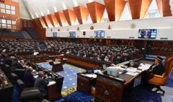 Allocations for Foreign, National Unity ministries passed via voice vote