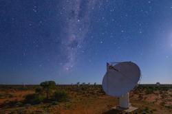 Australian telescope maps deep space at record speed