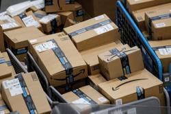 Amazon says sellers racked up more than US$4.8bil in sales over weekend