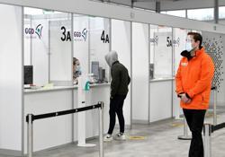 Dutch law mandating mask use against coronavirus goes into effect