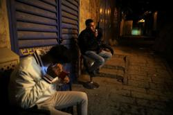 Pandemic brings dark times to Jerusalem's Old City