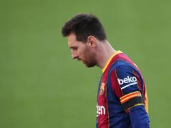 Messi rested again for Barca game at Ferencvaros