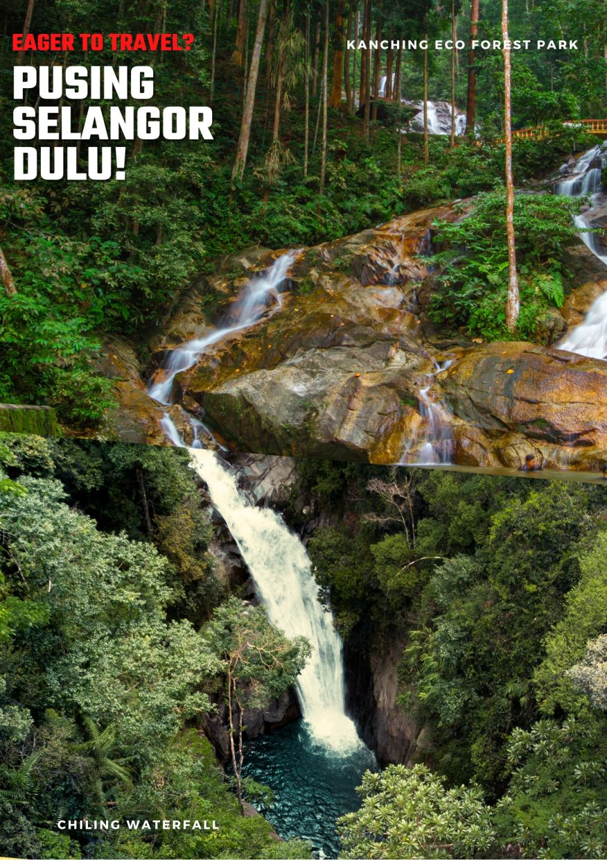 Selangor's core in eco-tourism offers travellers many opportunities to get close to nature.