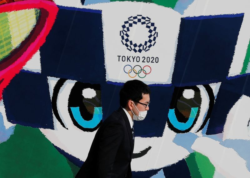 Japan to allow 'large-scale' overseas visitor numbers for 2020 Olympics - Nikkei