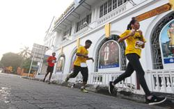 Run to mark ruler's birthday goes virtual