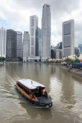Singapore companies, banks must stay prudent