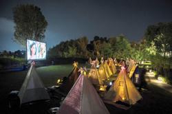 Safe entertainment amid pandemic