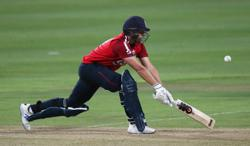 Malan one short of ton as England secure series whitewash