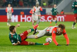 Berisha double fires Salzburg to 3-1 win over Lokomotiv