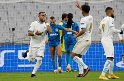Olympiakos eliminated after Marseille loss, both to fight for Europa League spot