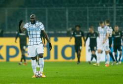 Developing Inter not finished article yet, says two-goal Lukaku