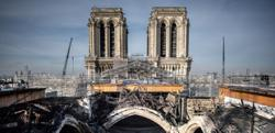 Fire-scarred Notre-Dame in Paris to broadcast Christmas concert
