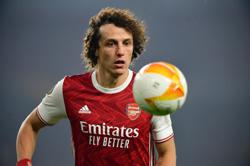 Luiz to miss Arsenal's Europa League game due to head injury