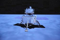 China's Chang'e 5 probe lands on moon, starts surface operations