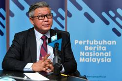 Bernama editor-in-chief Mokhtar Hussain appointed as CEO