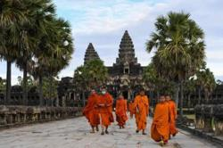 Cambodia's Angkor Wat sees 80 per cent drop in foreign visitors in 11 months