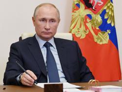 Russia's Putin says Belarus facing unprecedented external pressure