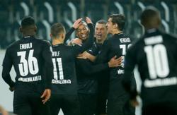 Gladbach end up with 'final' against Real Madrid