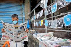 Indian media to be held responsible for foreign content