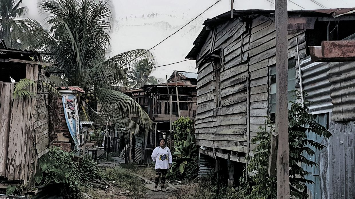 Many of the hardcore poor aren't aware of the aid programmes offered by the government or other religious bodies. Filepic