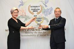 Developer awarded for its meaningful CSR initiatives
