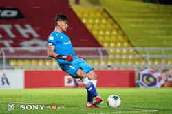 Azri to compete with Hafizul for Perak's first-choice keeper spot