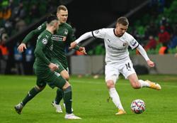 Berg winner helps Krasnodar beat Rennes to seal Europa League spot