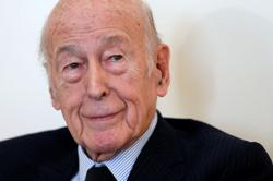 Former French President Giscard d'Estaing dies of COVID-19 complications at 94