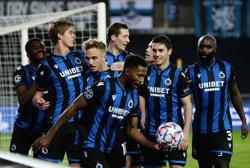 Club Brugge keep up hopes of Champions League progress