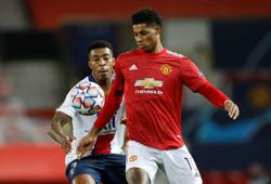 Man Utd's Rashford a doubt for West Ham clash: Solskjaer