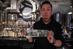 Tale of Wuhan virus lockdown captured in craft beer