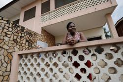 Eyes on female VP candidate as Ghana heads to the polls