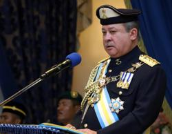Johor Ruler urges Johoreans to be vigilant in Covid-19 fight