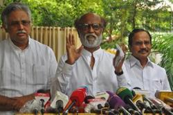 Indian action hero Rajinikanth enters political fray