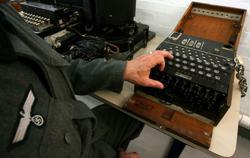 Divers discover Nazi WW2 enigma machine in Baltic Sea