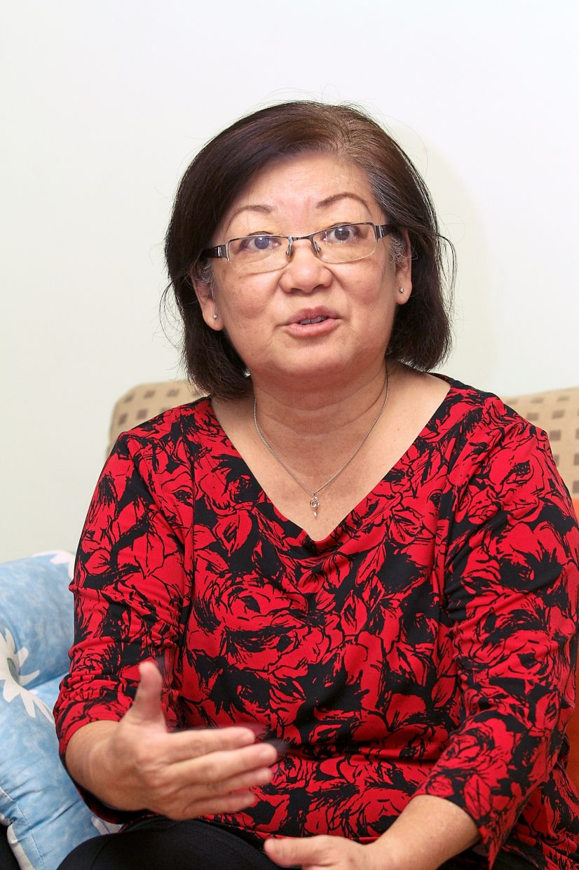 Engender Consultancy sexual harassment lead consultant Betty Yeoh is also one of the founding members of All Action Women's Society (Awam) Photo: Filepic
