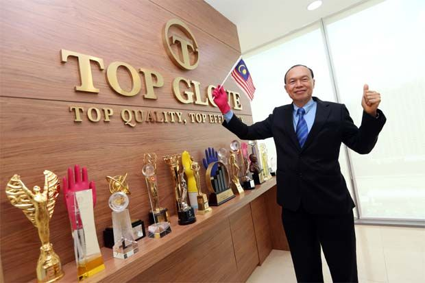 Lim, who is also Tropicana's chairman, has a 11% stake in Tropicana.