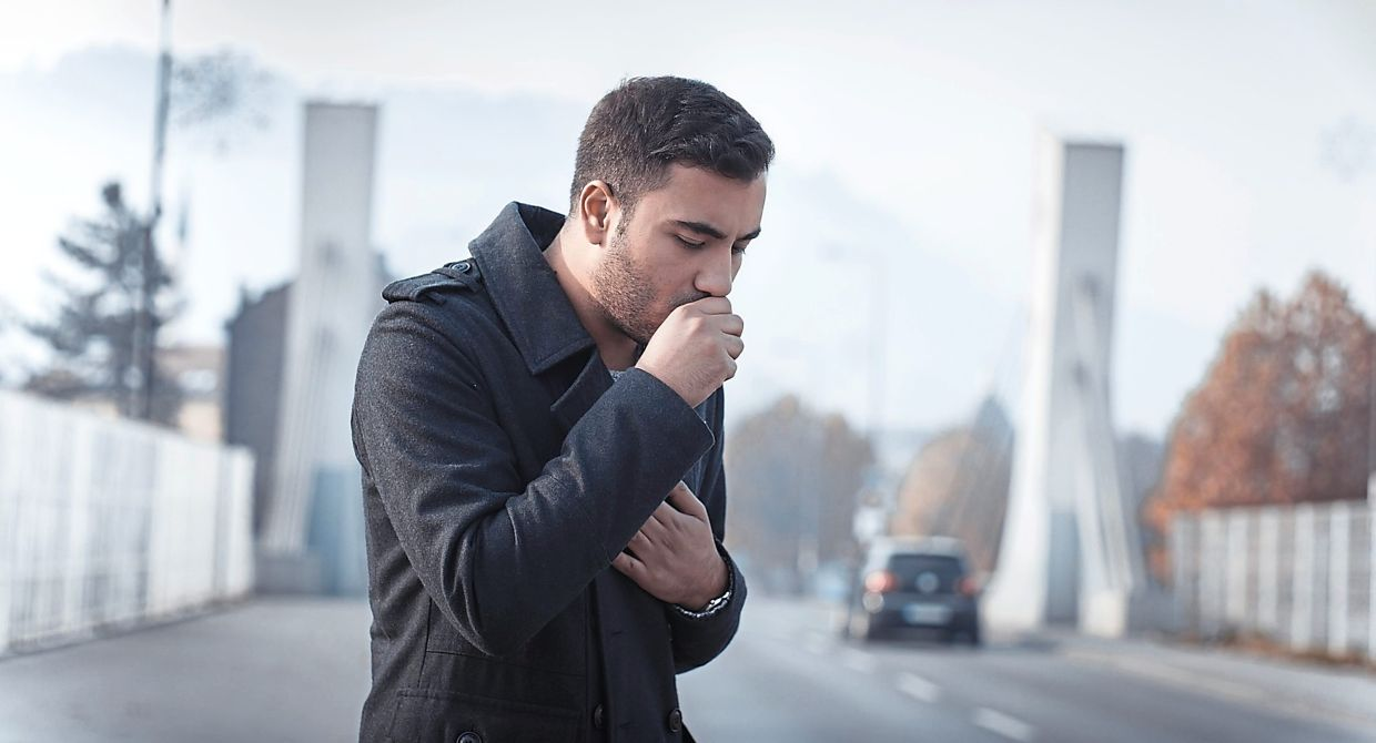 The virus may be detectable in the upper respiratory tract one to three days before the onset of symptoms, which include a cough and sore throat. — TNS