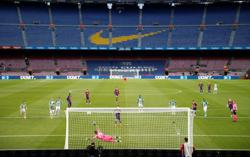 Barcelona to delay wage payments amid 'worrying' financial situation
