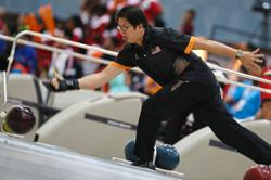 No alley too dark for visually impaired bowler Choo
