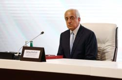 U.S.'s Khalilzad and Turkey stress need for support for Afghanistan peace process
