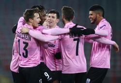 Spurs make Europa League knockout stage with 3-3 draw at LASK