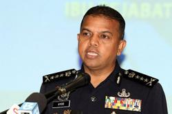Senior police officer faces action, termination