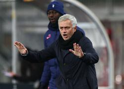 Spurs struggle to get motivated for Europa League: Mourinho