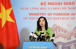Vietnam condemns China, Taiwan's