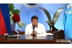 Philippines' president to UN: Combatting terrorism just as urgent as Covid-19 pandemic